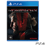 Jogo Metal Gear Solid V: The Phantom Pain para PS4