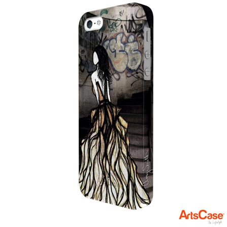 Imagem para Capa Artscase para iPhone 5 e 5s SlimFit Amy Smith Escape Colorida a partir de Fast Shop