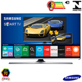 Smart TV Samsung LED Full HD 40 com Funcao Game, Festa, Quick Connect e Wi-Fi - UN40J5500AGXZD