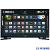 Smart TV Samsung LED HD 32 com Modo Futebol e Wi-Fi - UN32J4300AGXZD