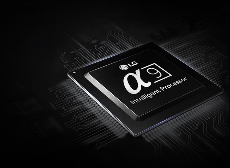 A inteligência do Processador α9