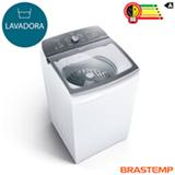 Máquina de Lavar Brastemp 12Kg Branca Água Quente com Ciclo Tira Manchas Pro e Ciclo Antibolinha