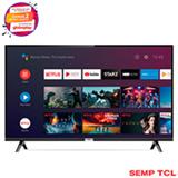 Smart TV TCL LED HD 32' com  HDR, Modo Cinema, Google Assistant e Wi-Fi - 32S6500