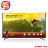 """Smart TV 4K TCL LED 65"""" com Controle por Comando de Voz, Dolby Audio, HDR 10, Google Assistant e Wi-Fi - 65P8M"""