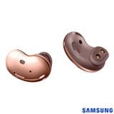Fone de Ouvido sem Fio Samsung Galaxy Buds Live Intra-auricular Bronze - SM-R180NZNAZTO