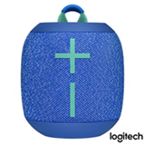 Caixa de Som Bluetooth Ultimate Ears Wonderboom 2 com Som em 360° Azul