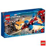 LEGO® Super Heroes Marvel - Spiderjet vs. Robô Venom - 76150