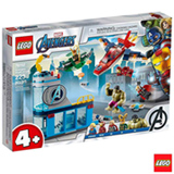 LEGO® Marvel Vingadores - A Ira de Loki - 76152