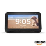 Smart Speaker Amazon com Tela 5.5' e Alexa Preto - ECHO SHOW 5