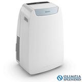 Ar Condicionado Portátil Air Pro Olimpia Splendid com 12.000 BTUs, Quente e Frio, Função Turbo, Branco