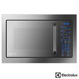 Micro-ondas de Embutir Electrolux com 34 Litros de Capacidade e Grill Inox - MX43T