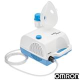 Inalador Omron Compressor Inalamax-E Branco - NE-C702