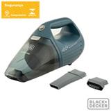 Aspirador de Pó Portátil Black & Decker com Capacidade de 0,8 Litros com Filtro Coletor - APS1200PET