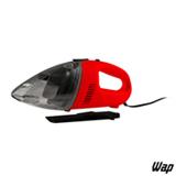 Aspirador Portátil WAP com Capacidade de 0,5 Litros para Carro - CAR