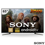 Android TV 4K UHD 65' Sony XBR-65X955G - mais cor e contraste, uma nova experiência de som e inteligência artificial