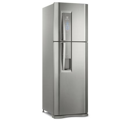 Geladeira/refrigerador 400 Litros 2 Portas Platinum - Electrolux - 110v - Dw44s