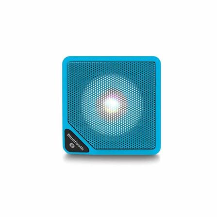 Caixa de Som Multilaser Azul Sp308