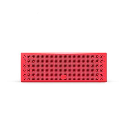 Caixa de Som Xiaomi Vermelho