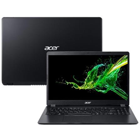 """Notebook - Acer A315-42g-r1ft Amd Ryzen 7 3700u 2.30ghz 8gb 256gb Ssd Amd Radeon Rx 540 Windows 10 Home Aspire 3 15,6"""" Polegadas"""