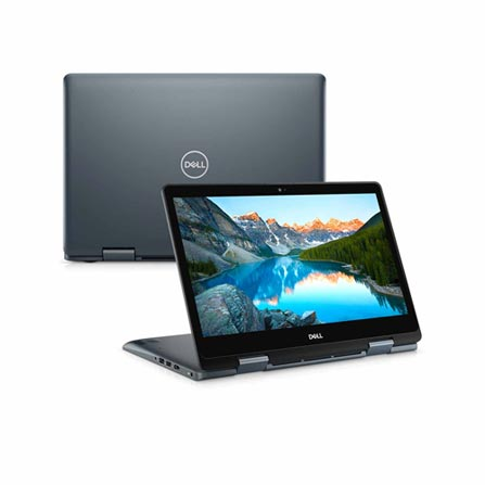 Notebook - Dell Ins-5481-acc11 I3-8145u 2.10ghz 4gb 128gb Ssd Intel Hd Graphics 620 Windows 10 Home Inspiron 14