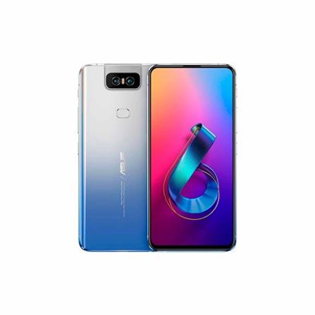 Celular Smartphone Asus Zenfone 6 256gb Prata - Dual Chip