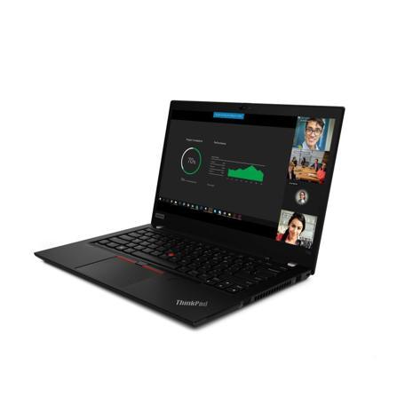 "Notebook - Lenovo 20s10000br I5-10310u 1.70ghz 8gb 256gb Ssd Intel Hd Graphics Windows 10 Professional Thinkpad T14 14"" Polegadas"