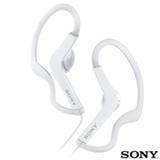 Fone de Ouvido Sony Intra-Auricular Esportivo Estereo Branco - MDR-AS210