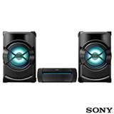 Mini System Box Shake Sony com Bluetooth e NFC Preto - X3D
