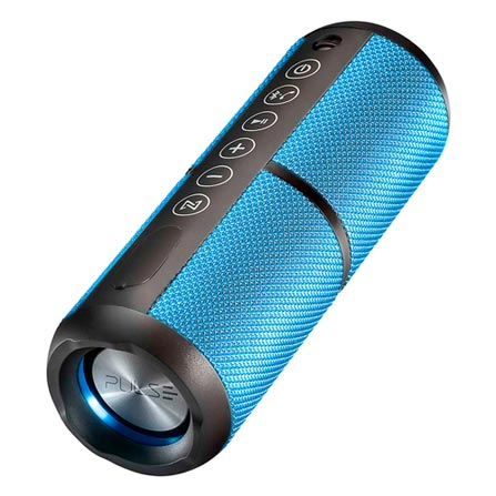 Caixa de Som Pulse Sound Wave 2 - Azul Sp375