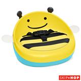 Booster para Alimentação Zoo Abelha Skip Hop Amarelo e Azul - A-31-006