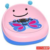 Booster para Alimentação Zoo Borboleta Skip Hop Rosa e Azul - A-31-020