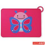 Jogo Americano Skip Hop Zoo Borboleta Rosa e Azul - A-24-020