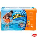 Fralda Descartável Huggies Little Swimmers Piscina com 11 Unidade Tamanho M