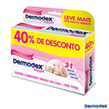 Kit 2 Dermodex Prevent Creme Prevenção de Assaduras 60g