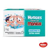 Sabonete Suave Turma da Mônica Huggies 75 g