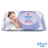 Lenço Umedecido Johnson's Baby Hora do Sono com 48 Unidades
