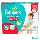 Fralda Descartável Pampers Pants com 30 Unidades Tamanho XG