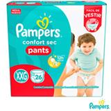 Fralda Descartável Pampers Pants com 26 Unidades Tamanho XXG