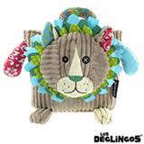 Mochila Jelákros o Leão Les Deglingos Cinza - B-28-018