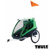 Carrinho de Bebê Bike Trailer Cadence Verde - Thule