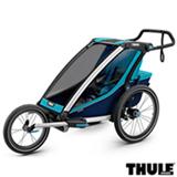 Carrinho de Bebê Multifuncional Chariot Cross Azul - Thule