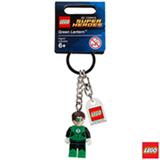 853452 - LEGO Chaveiro Super Heroes -  Lanterna Verde