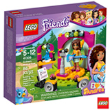 41309 - LEGO Friends - O Dueto Musical da Andrea