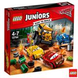 10744 - LEGO Juniors - Corrida em Circuito Fechado - Crazy 8