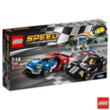 75881 - LEGO Speed Champions - Ford GT de 2016 e Ford GT40 de 1966