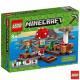 21129 - LEGO Minecraft - A Ilha dos Cogumelos