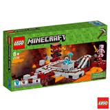 21130 - LEGO Minecraft - A Ferrovia de Nether