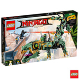 70612 - LEGO Ninjago - Dragão do Ninja Verde