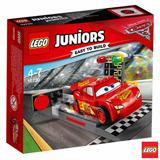 10730 - LEGO Juniors - Pista de Lançamento de Relâmpago McQueen