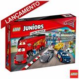 10745 - LEGO Juniors - Corrida Final Flórida 500